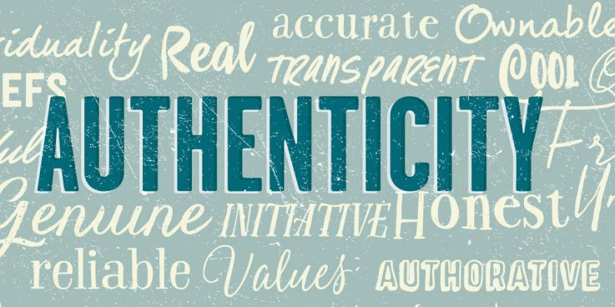 authenticity design