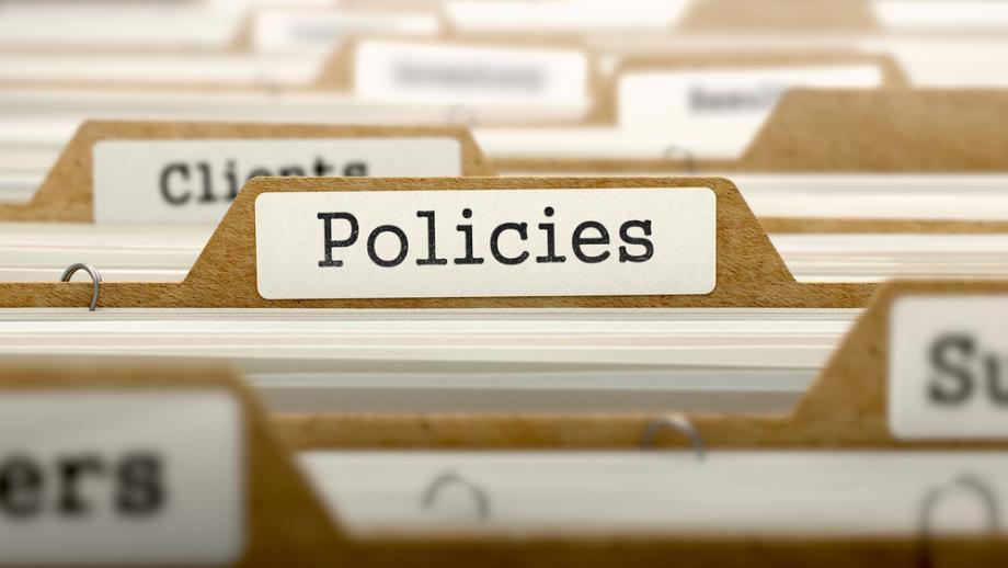 policies folder